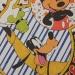 Coloriage Mickey et Dingo