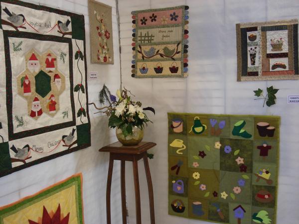 Le patchwork de Mme MARCHAND