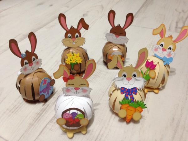Joyeuses Fêtes de Pâques!