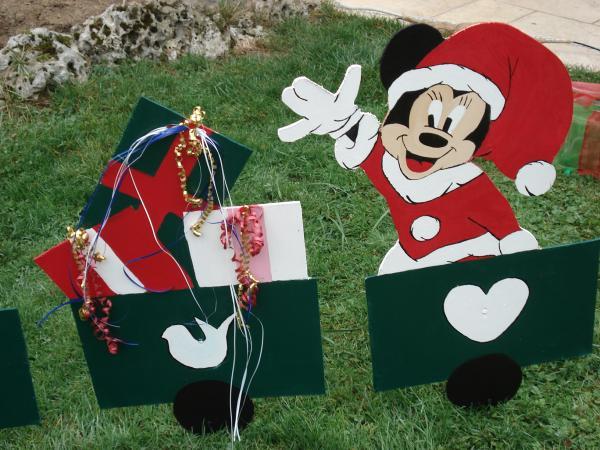 Minnie et les cadeaux